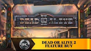 Dead Or Alive 2 Feature Buy slot by NetEnt