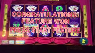 Playing slots to win