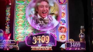 Willy Wonka Max Bet BIG WIN Oompa Loompa