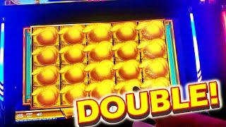 DOUBLE THE NEW GAMES!! * DOUBLE THE DOLLARINOS!!! * DOUBLE THE COMEBACK!!! -- Las Vegas Casino Slots