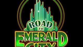 wizard of oz road to emerald city scarecrow lion bonuses