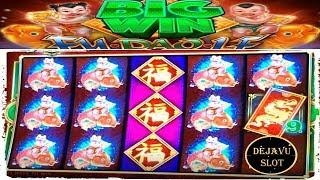 • GOOD FORTUNE  HAS ARRIVED • • BIG WINS & BONUS • HIGH LIMIT SLOT MACHINE •