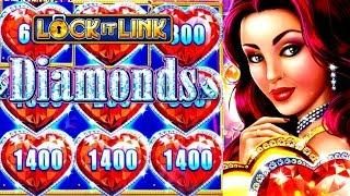 High Limit Lock It Link & Lightning Link Slot Machine Bonuses Up To $20 Bet | NEW WALKING DEAD SLOT