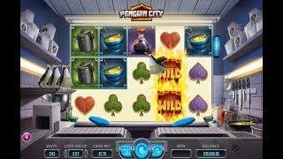 NEW Penguin City Online Slot from Yggdrasil Gaming Arriving July 24th