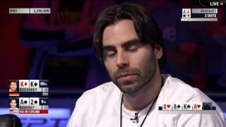 EPT 11: Super High Roller Final Table Highlights – EPT100 Barcelona | PokerStars