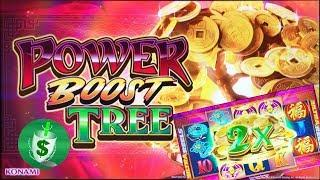 ++NEW Power Boost Tree slot machine, and an interesting story