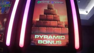 Return of the Sphinx II 2 $5.00 MAX BET with Bonus LIVE PLAY slot machine