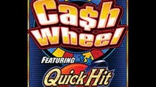 Cash Wheel Quick Hits Slot Bonus- Bally