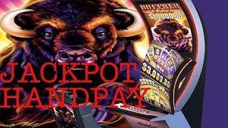 JACKPOT HANDPAY - BUFFALO GRAND SLOT MACHINE - GRAND JACKPOT!!