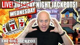 •LIVE Wednesday Night Slot Jackpots •Monarch Casino   The Big Jackpot