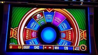 Miss Kity Slot Machine Bonus Win $4 Bet | Wild Panda Slot Machine Bonus Win $6 Bet | Buffalo Gold