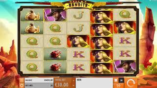Sticky Bandits Slot Demo | Free Play | Online Casino | Bonus | Review
