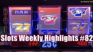 Slots Weekly Highlights #82 For you who are busy• San Manuel Casino & Pechaga Resort Casino