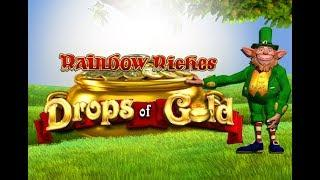 Rainbow Riches Drops of Gold Online Slot from Barcrest / SG Interactive