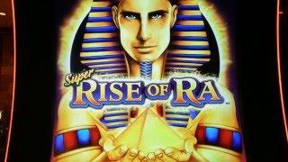 Super Rise Of Ra Slot Bonus Free Spins at Pechanga Resort and Casino