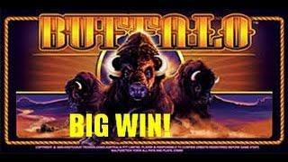 BIG WIN KENNY STYLE!! Aristocrat Buffalo Original Max Multiplier
