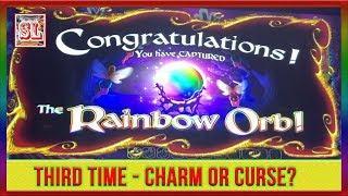 ** GOT THE RAINBOW ORB (UNICOW) THIRD TIME ** CHARM OR CURSE ?? ** SLOT LOVER **