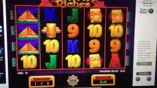Mayan Riches Slot MAchine ~ playolg.ca ~ Free Spin BONUS!! ~ ONLINE PLAY • DJ BIZICK'S SLOT CHANNEL