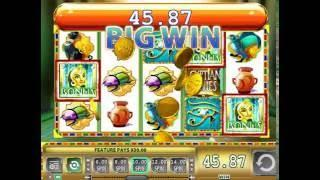 Egyptian Riches slots - 952 win!