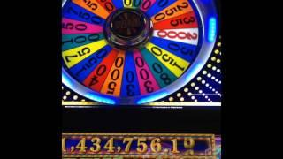 wheel of fortune compilation high limit slots bonus spin