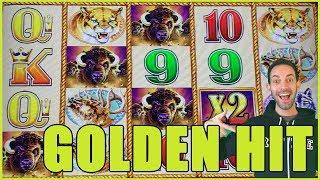 •TOP DOLLAR + GOLD Bonanza + Buffalo • • Slot Machine Pokies w Brian Christopher