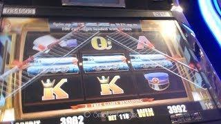 Cash Express Gold Class Buffalo Slot by Aristocrat