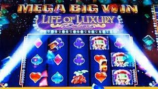 Life of Luxury Deluxe Slot **MEGA BIG WIN** - Jungle WIld 3 Slot - Slot Machine Bonus