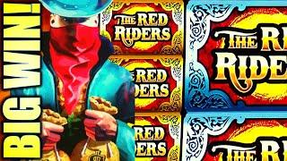 BIG WIN RUN! (TAKE THAT SPARTACUS!) THE RED RIDER ⋆ Slots ⋆ NEW SUPER COLOSSAL REELS Slot Machine (SG)