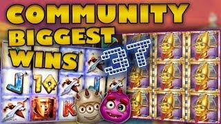 Community Biggest Wins #37 / 2018