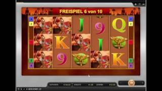 Bally Wulff Roman Legion | Freispiele 1€ FACH | MEGA GEWINN! (Online-Version)