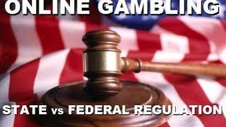 Online Gambling in the USA: State vs Federal Regulations
