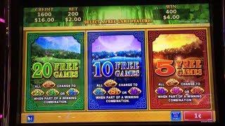 •NICE !•$ERIE$ 50 FRIDAY #11•Fun Slot Live Play•Carnival In Rio/QH Jungle/Lepre's Garden Slot •栗スロ•