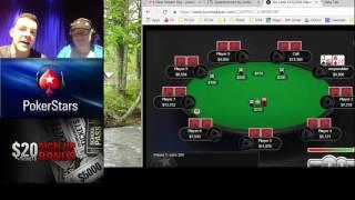 Talking Poker Heads with Lee Jones & Kevin Martin