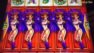 First Attempt•RIC Riches Slot, Stack Wild Luxury Slot & The Brady Bunch Slot at San Manuel Casino