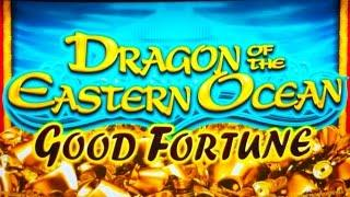 Dragon of the Eastern Ocean Good Fortune slot machine, Double, Bonus or Bust 1