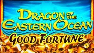Dragon of the Eastern Ocean Good Fortune slot machine, Double, Bonus or Bust 1