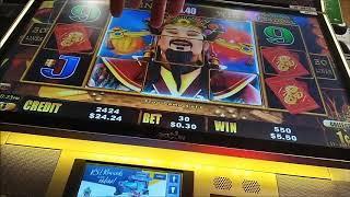 Dragon cash bonuses good run