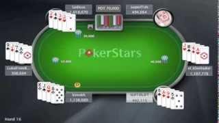 WCOOP 2013: Event 54 - $2,100 PLO [6-Max] - PokerStars.com
