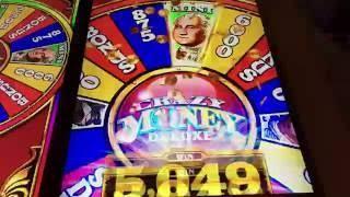 CRAZY MONEY DELUXE •Bonus Time• MAX BET - Las Vegas!!!