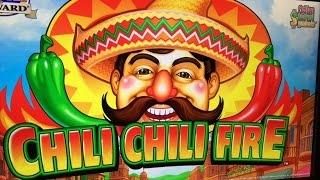 Chilli Chilli Fire Slot Bonus BIG WIN - Konami