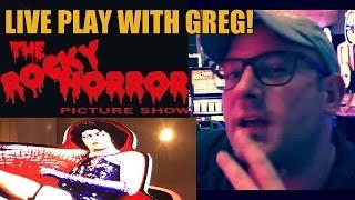 ROCKY HORROR PICTURE SHOW SLOT MACHINE-WITH GREG