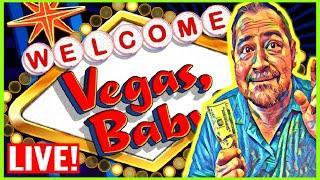 • Las Vegas Baby! Live Slot Play + Chat | Slot Traveler