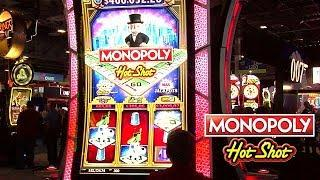 Monopoly Hot Shot Slot Machine from Scientific Games