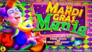 ++NEW: IT, Mardi Gras Mania Slot Machine