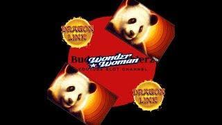 XTREME JACKPOTS:  FU PANDA ~ WONDER WOMAN ~ DRAGON LINK ~ Live Slot Play @ San Manuel