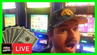 EPIC RUN on $95 In Free Play. Can We Make It Into A Handpay? SDGuy1234