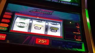 **Slot Threesome** Cashman Live play on Aftershock and Outback Jack! *Big wins included*