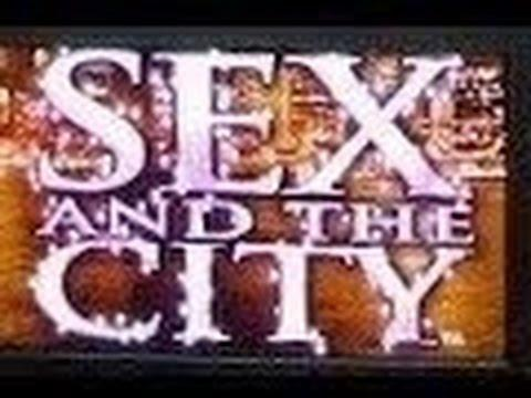SEX AND THE CITY SLOT MACHINE-LIVE PLAY