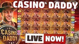 CasinoDaddy Live Stream Online Casino - Write !nosticky1 & 4 in chat for the best casino bonuses!