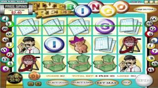Five Reel Bingo ™ Free Slots Machine Game Preview By Slotozilla.com